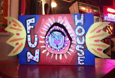 FUNHOUSE Opening Ceremony