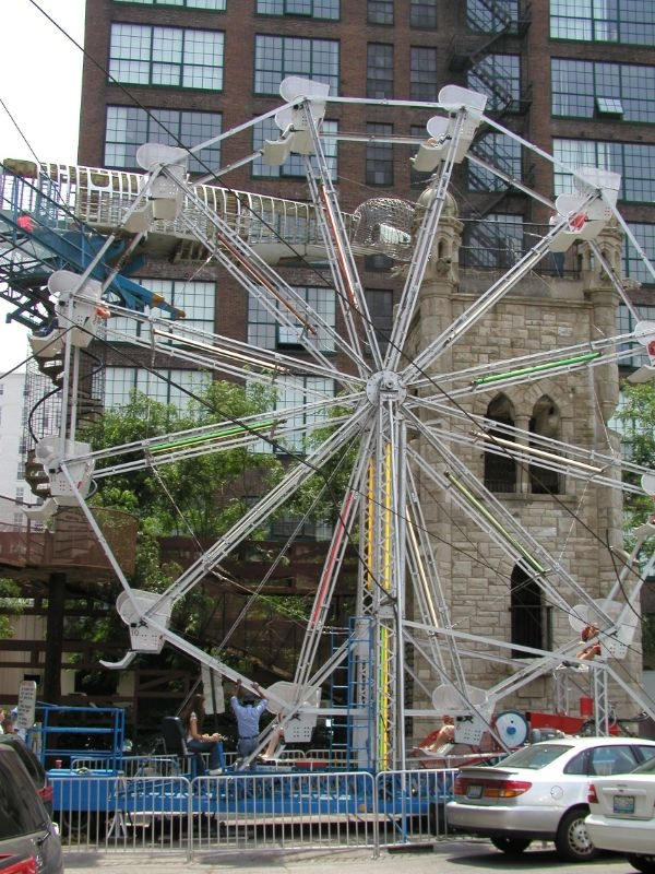 City Museum Big Eli Ferris Wheel