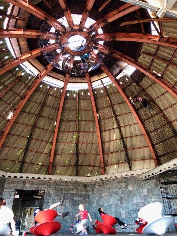 City Museum Planetarium Dome