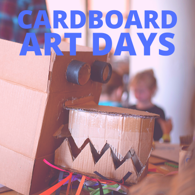 Carboard Art Days