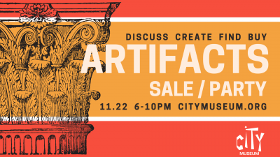 ARTifacts Sale/Party