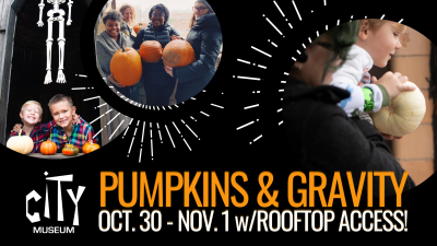 Pumpkins and Gravity
